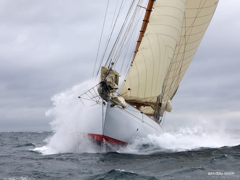 Published in Classic Boat MAY 2021