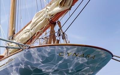 イギリスの雑誌「Classic Boat JUNE 2021」でアワード受賞とレストアについて紹介されました。